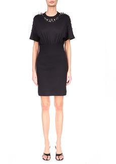 Women's Givenchy Spike Embellished T-Shirt Dress