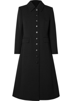 Givenchy Wool-blend Twill Coat