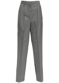 Givenchy Wool Gabardine Straight Leg Pants