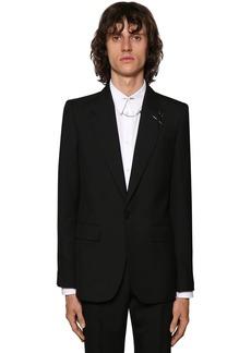 Givenchy Wool Twill Jacket