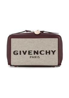 Givenchy woven logo wallet