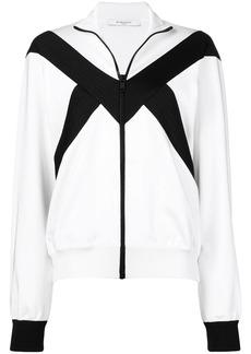 Givenchy zip-up bomber jacket