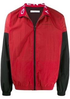 Givenchy zipped sports jacket