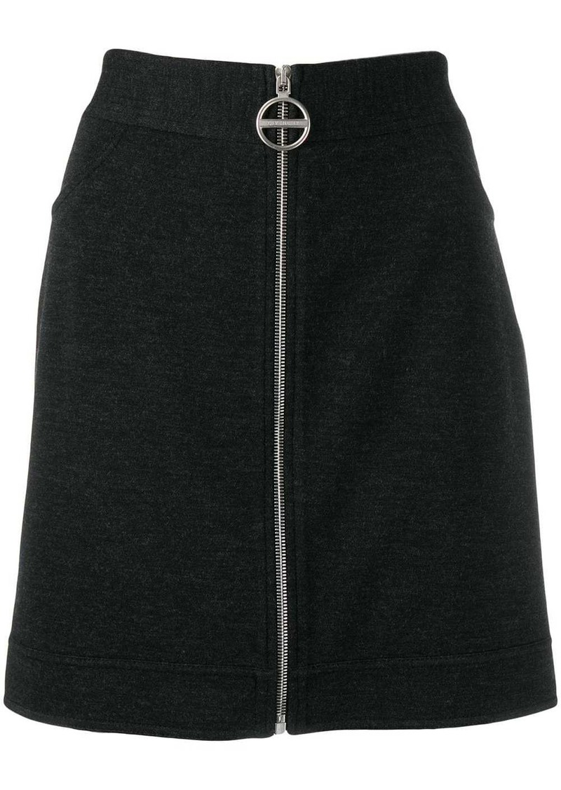 Givenchy zipped-up skirt