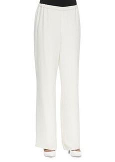 Go Silk Full-Leg Silk Pants