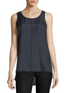 Go Silk Go Long Silk Tank