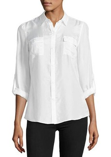 Go Silk Go Safari Silk Shirt