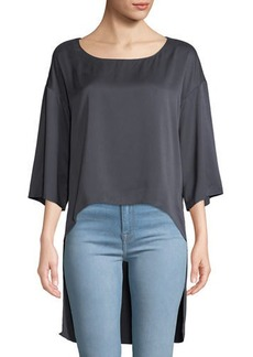 Go Silk Go Tell a Tall Tale Blouse
