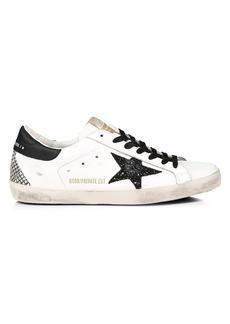 Golden Goose #1 Superstar Exclusive Leather Sneakers