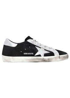 Golden Goose 20mm Super Star Archive Suede Sneakers