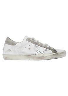 Golden Goose 20mm Super Star Leather Sneakers