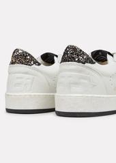 Golden Goose Ball Star Glitter Sneakers