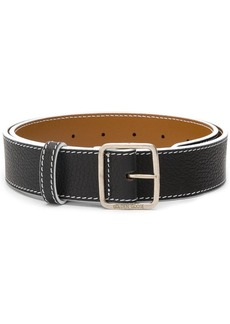 Golden Goose branded buckle belt