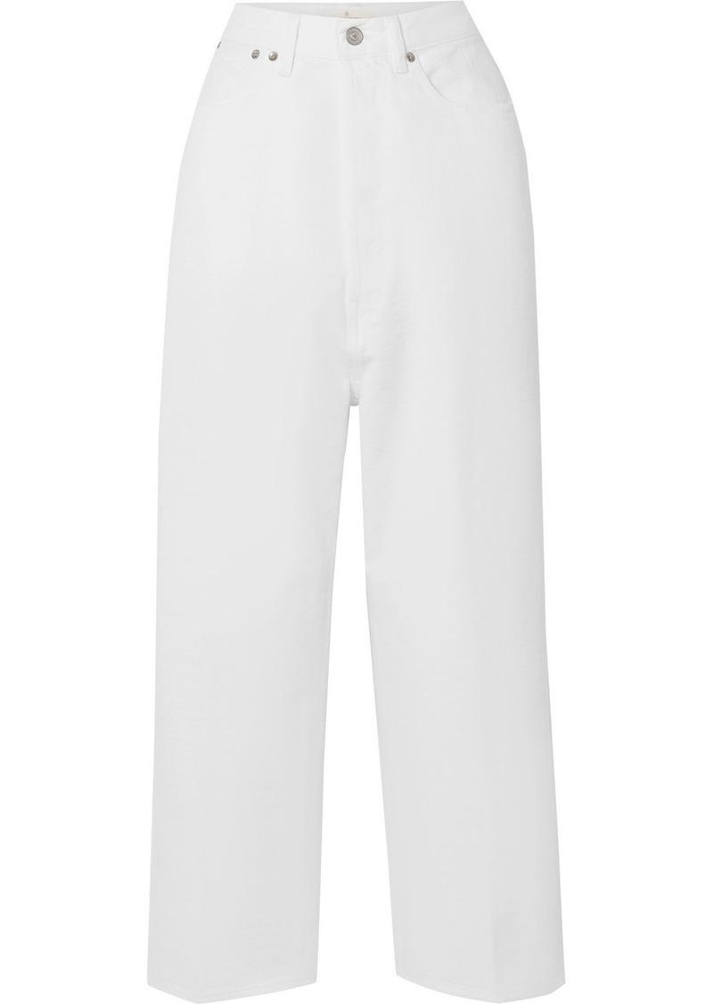 Golden Goose Breezy High-rise Straight-leg Jeans