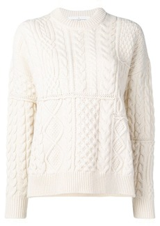 Golden Goose cable-knit sweater