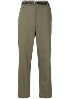 Golden Goose cropped chino trousers