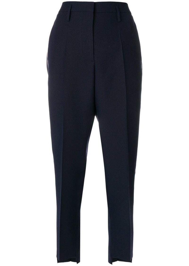Golden Goose cropped straight-leg trousers