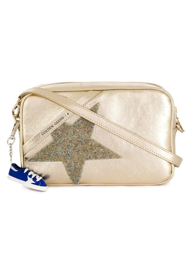 Golden Goose crystal star cross-body bag
