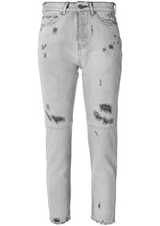 Golden Goose distressed cropped jeans