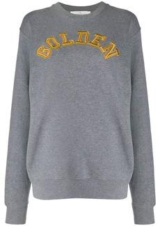 Golden Goose embroidered sweatshirt