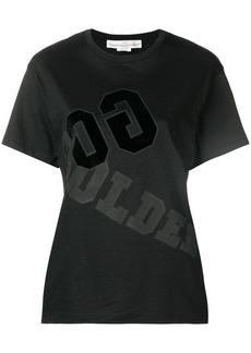 Golden Goose fitted logo print T-shirt