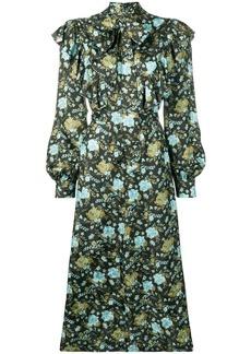 Golden Goose floral print dress