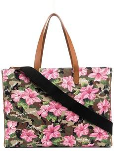 Golden Goose floral tote bag