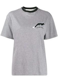 Golden Goose fox patch T-shirt