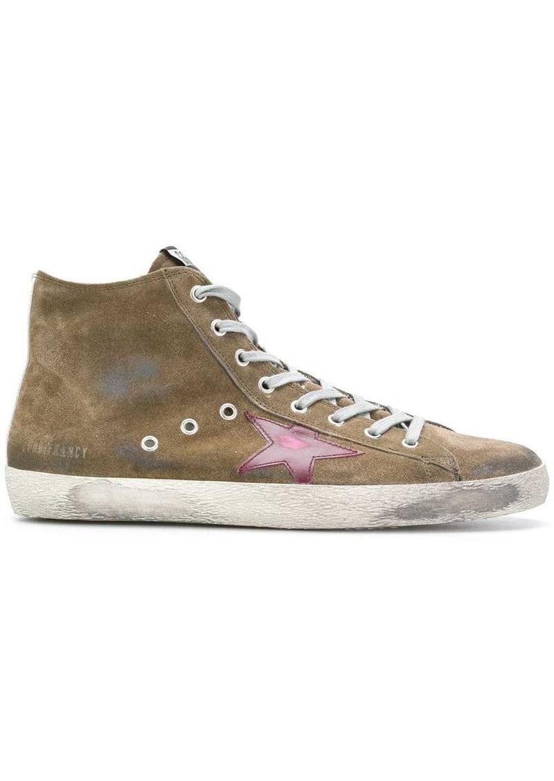 Golden Goose Francy high-top sneakers