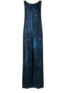 Golden Goose galaxy print jumpsuit