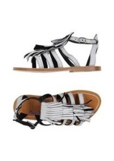 GOLDEN GOOSE by K.JACQUES ST. TROPEZ - Sandals
