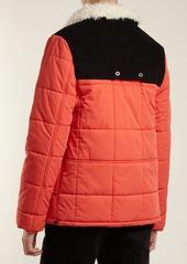 Golden Goose Deluxe Brand Agena quilted jacket