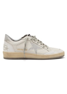 Golden Goose Deluxe Brand Ballstar low-top leather trainers
