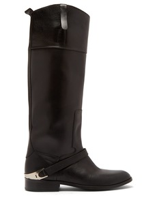 Golden Goose Deluxe Brand Charlye leather knee-high boots