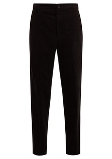 Golden Goose Deluxe Brand Golden corduroy chino trousers