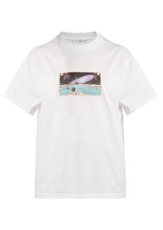 Golden Goose Deluxe Brand Graphic-print crew-neck cotton T-shirt
