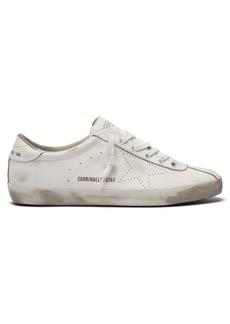 Golden Goose Deluxe Brand Halleystar low-top leather trainers