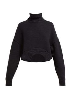 Golden Goose Deluxe Brand High-neck sweater