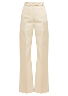Golden Goose Deluxe Brand High-rise flared trousers
