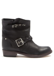 Golden Goose Deluxe Brand Karen leather ankle boots