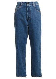 Golden Goose Deluxe Brand Kim high-rise straight-leg jeans