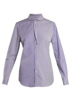 Golden Goose Deluxe Brand Lyra striped shirt