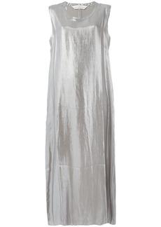 Golden Goose Deluxe Brand metallic tank dress