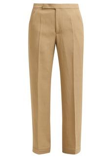 Golden Goose Deluxe Brand Mid-rise straight-leg trousers