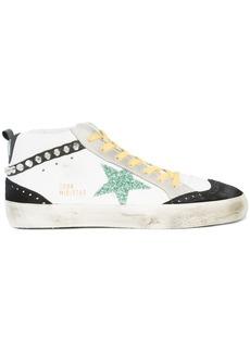 Golden Goose Deluxe Brand Midi Star sneakers - White