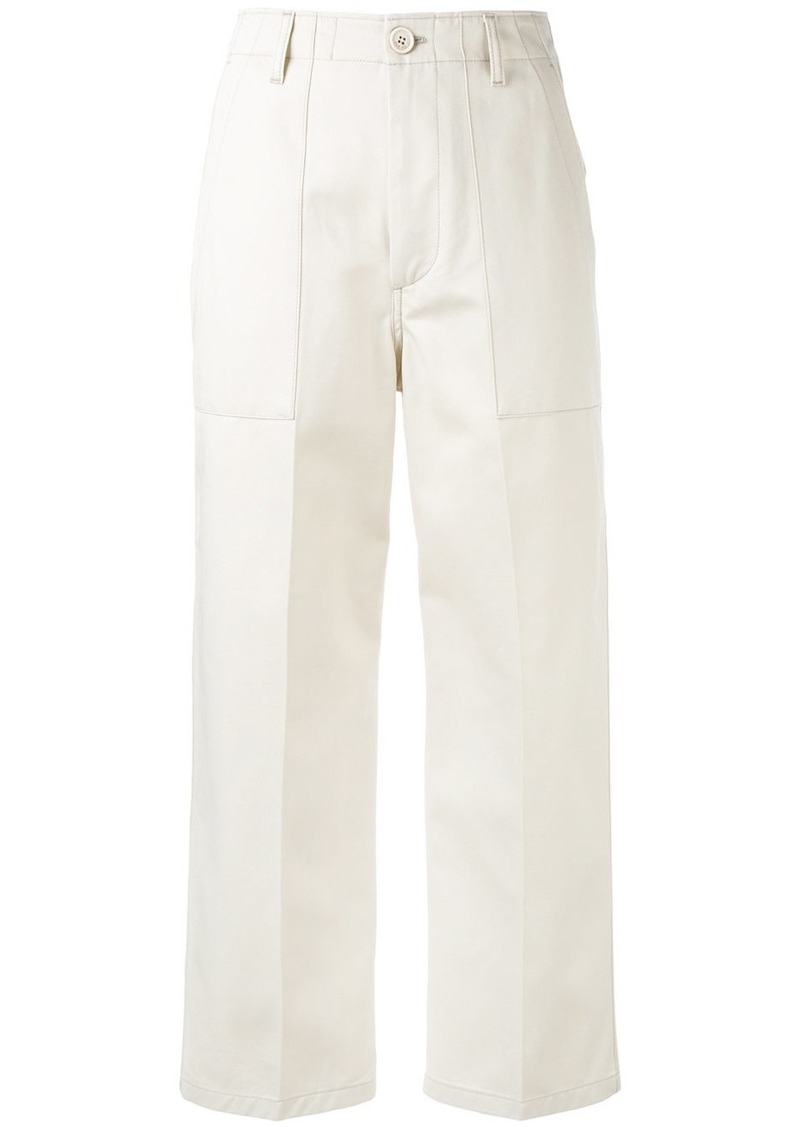 Golden Goose Patch trousers