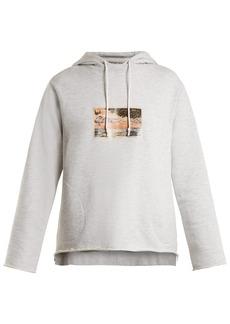 Golden Goose Deluxe Brand Sirrah graphic-print hooded sweatshirt