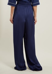 Golden Goose Deluxe Brand Sophie wide-leg satin track pants