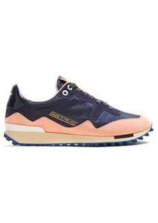 Golden Goose Deluxe Brand Starland suede raised-sole low-top trainers