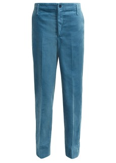 Golden Goose Deluxe Brand Straight-leg cotton-corduroy trousers